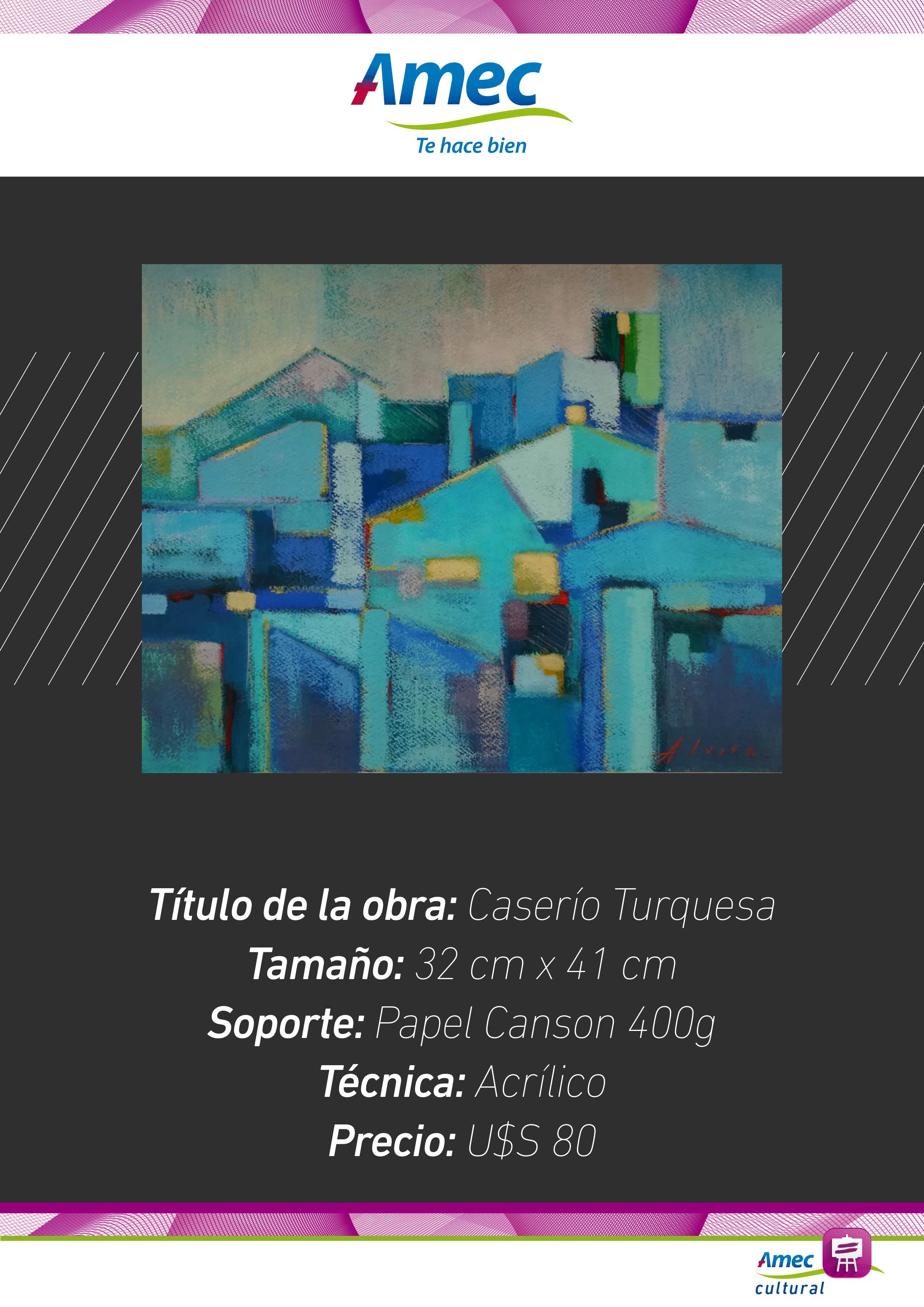 CASERIO TURQUESA 2