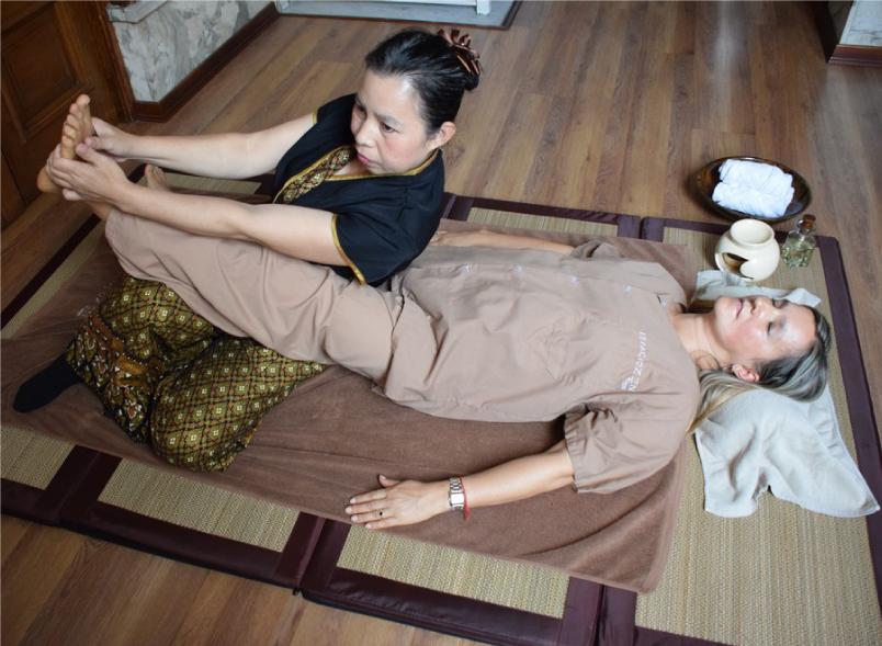Terapias Thai
